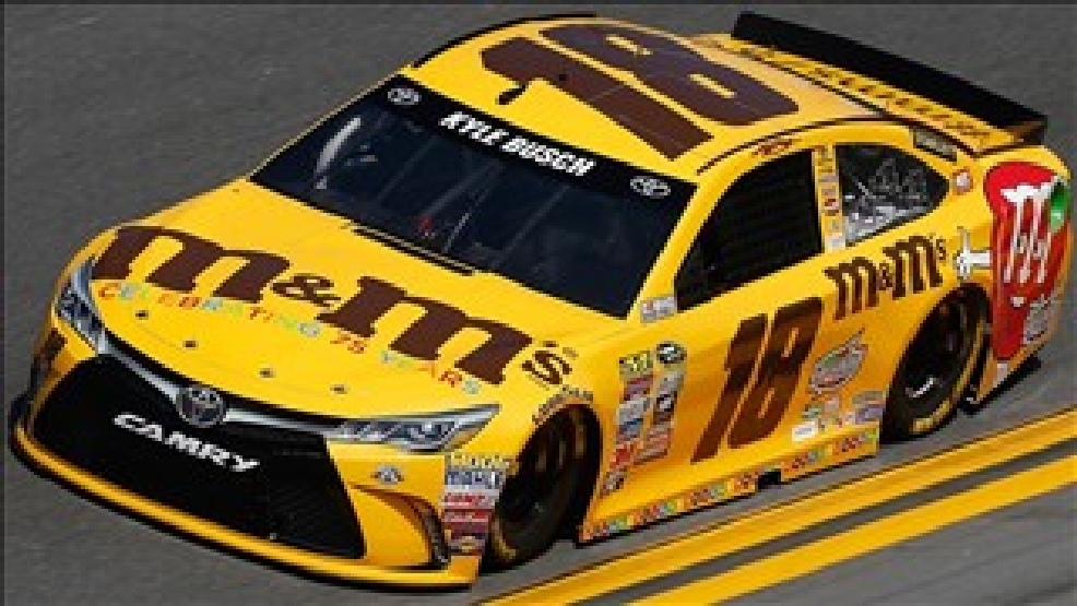 Kyle Busch S Car Fails Inspection And Won T Be On Pole Wbma