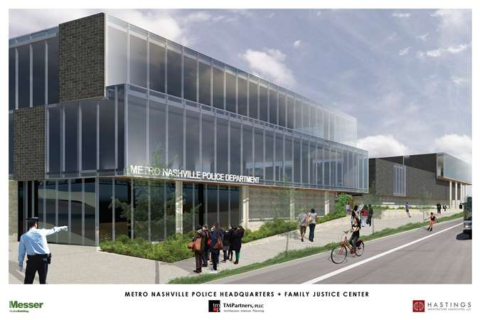New Family Justice Center{ }
