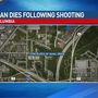 Man dies following shooting in Columbia