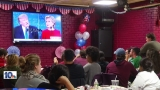 Group gathers at RIC for presidential debate