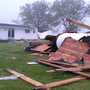 EF-1 tornado rips off roof in Winthrop