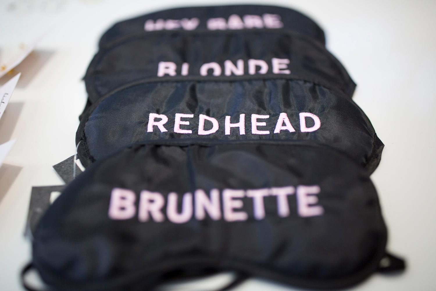 "Founded in early 2014, BRUNETTE the Label is a clothing line based in Vancouver, BC. Although simple, the fashionable sweatshirts with bold lettering won over peoples hearts. Their mission - ""Uplift all babes, all day, EVERYDAY."" You can find their products online at www.brunettethelabel.com, or visit your local Nordstroms. (Sy Bean / Seattle Refined)"
