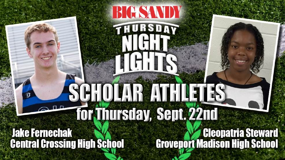 Big Sandy Scholar Athletes of the Week for September 22