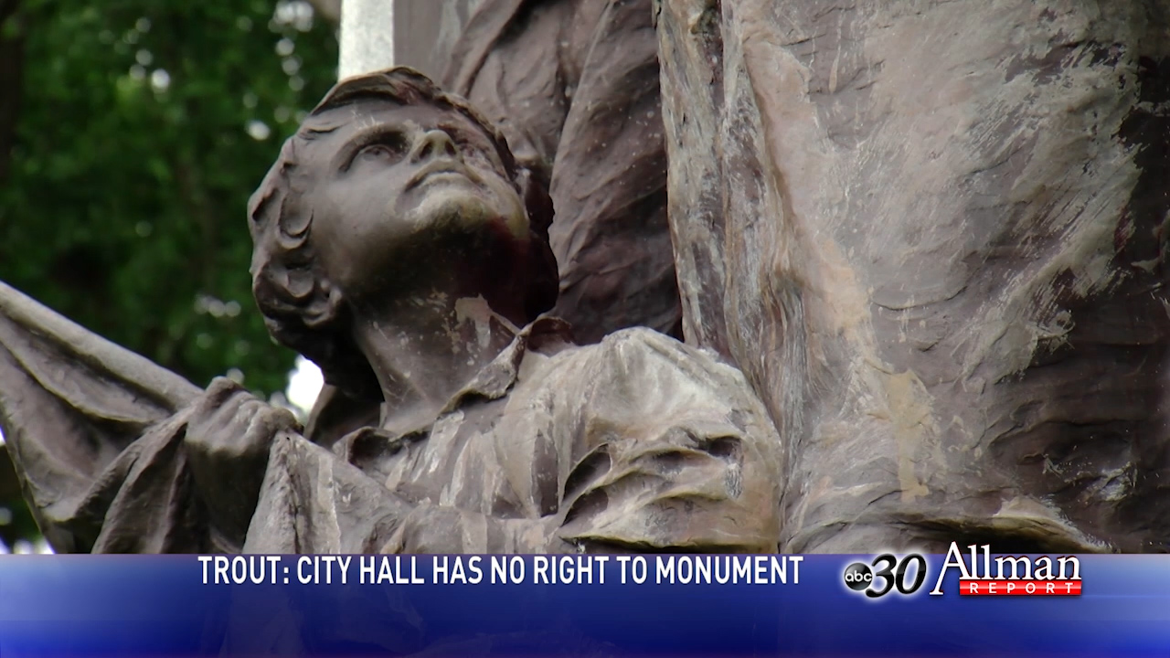 EXCLUSIVE: Daughters of the Confederacy Gift Confederate Memorial to MO History Museum