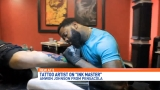 "Pensacola tattoo artist's talent, persistence lands him on ""Ink Master"""