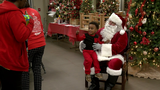 Conway Medical Center celebrates holly, jolly holiday with visit from Santa