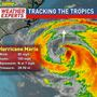 Maria brings crashing waves to NC and VA coast