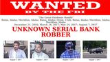 "Police, FBI still looking for ""The Great Outdoors Bandit"""