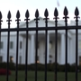 Suspect attempts to jump White House fence, gets 'entangled' on security features