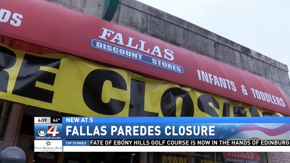 8 Fallas Locations To Close In The Valley Sales Will Begin