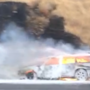 Car found on fire on I-80 in Parley's Canyon