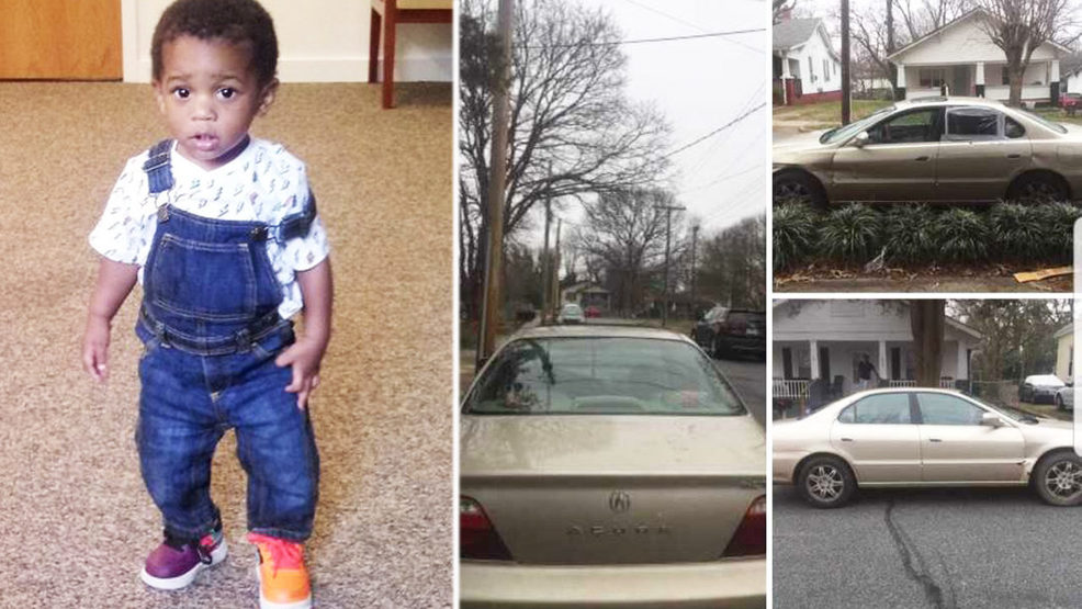 Amber Alert issued after NC family's car stolen with toddler inside
