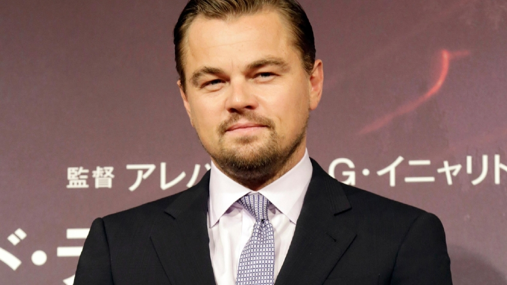 DiCaprio, supermodel girlfriend unhurt after fender-bender in Hamptons