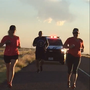 El Paso police officers running across Texas for kids