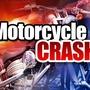 Violent motorcycle crash sends Kalamazoo man to the hospital