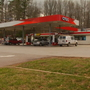 Deputies searching for suspect after Fairview gas station robbed