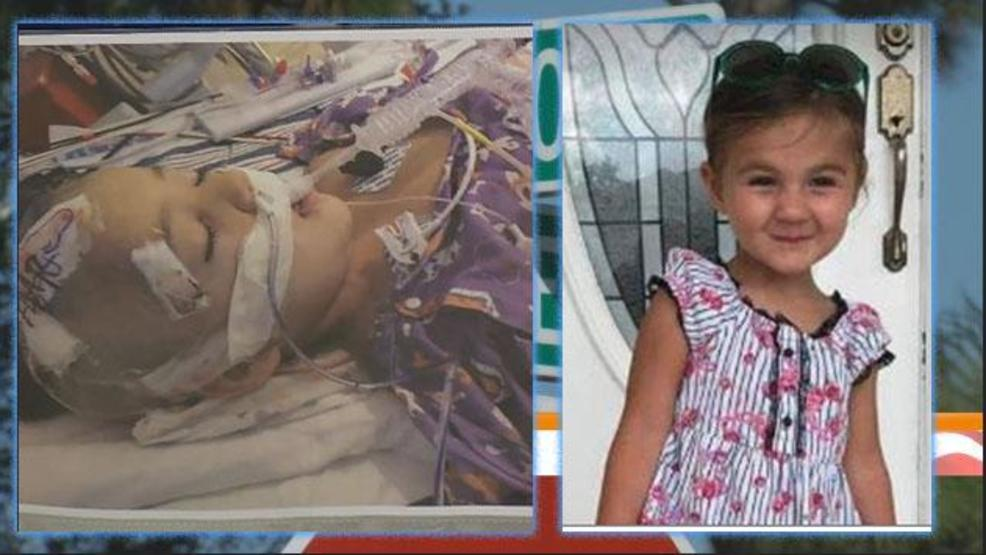 3 Year Old Girl Waking Up From Coma After Road Rage Shooting In Port