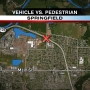 Police: Pedestrian with blood alcohol level of .328 hit by SUV on Hwy 126 in Springfield