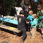 Kids spread their wings at the Cascade Raptor Center