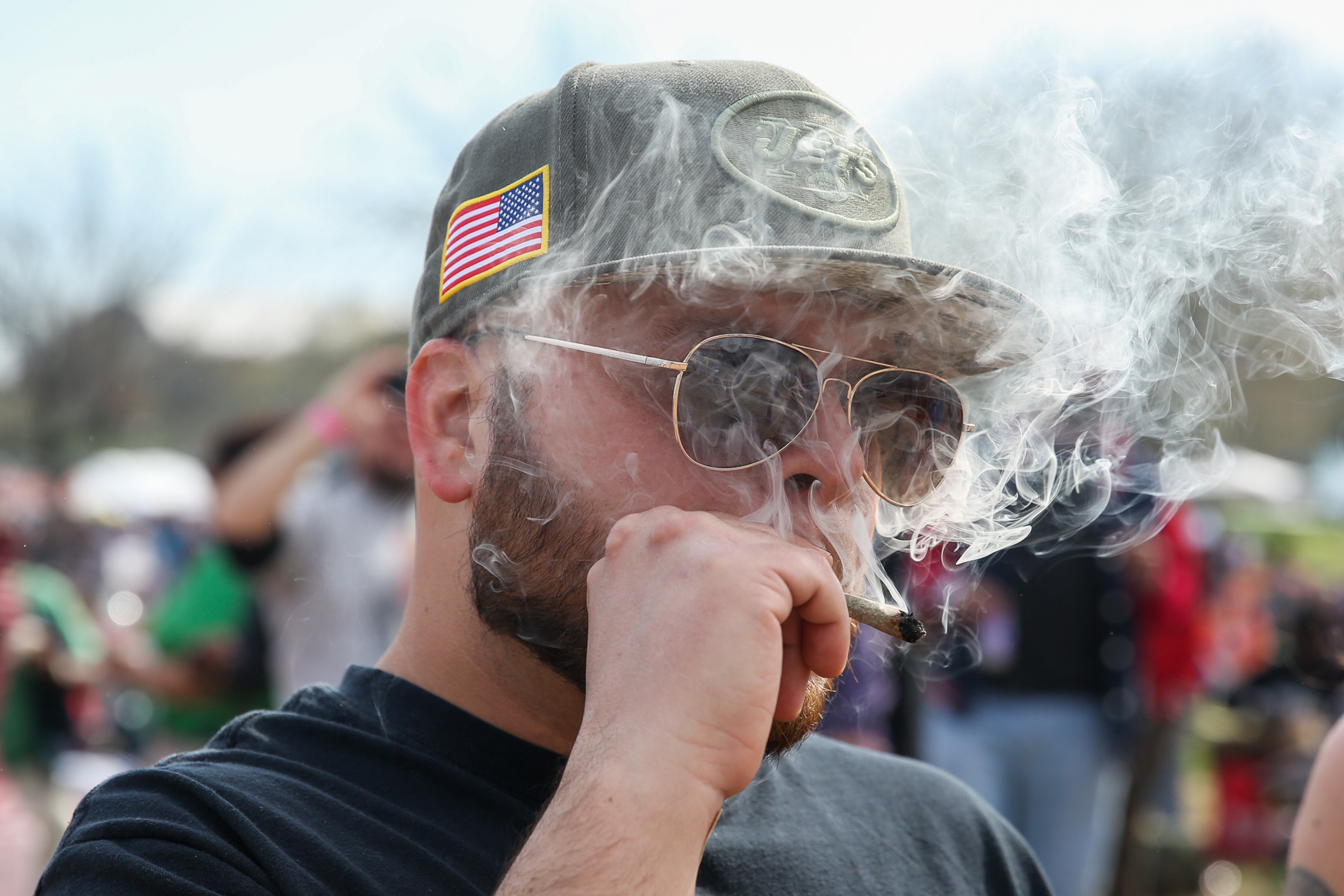 The fourth annual National Cannabis Festival returns to RFK with an all-day concert including performances by Ludacris, Action Bronson, Black Masala, Backyard Band, Farrah Flosscett and more. (Image: Amanda Andrade-Rhoades/ DC Refined)