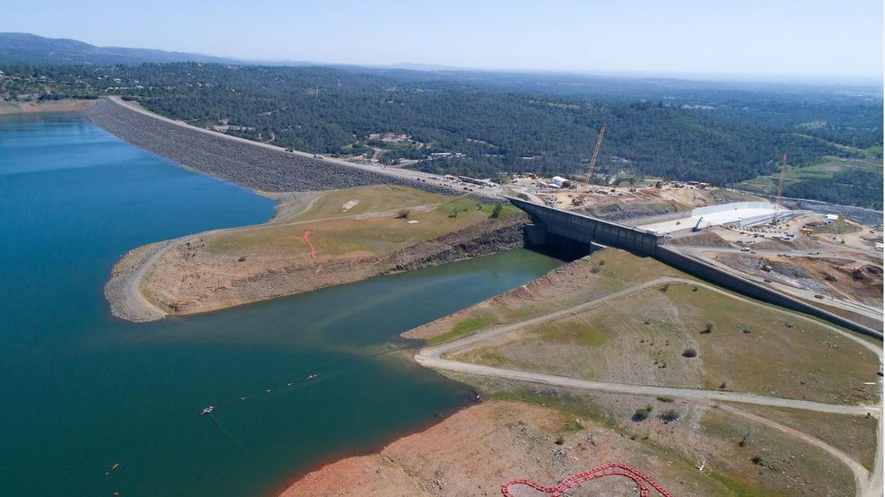 Officials announce reopening of Oroville dam public access
