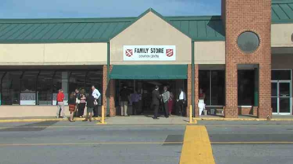 Salvation Army Opens New Family Store In Lynchburg Wset