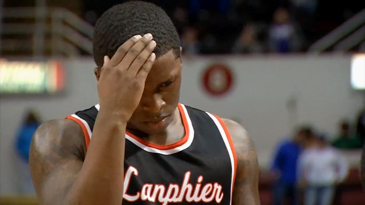Lanphier Claims 4th At State