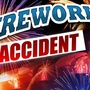 Man suffers severe injuries to hands in fireworks accident in Maryland