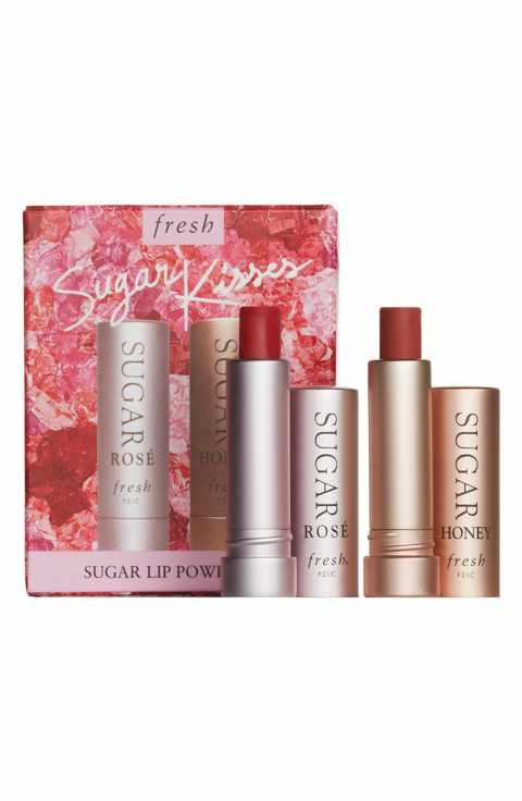 Nordstrom Exclusive Fresh Sugar Kisses Lip Kit // Price: $24 // (Image: Nordstrom)<p></p>