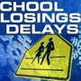 Slick roads are causing school delays across Central Pa districts