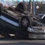 Southeast Bakersfield crash leaves one dead, three injured