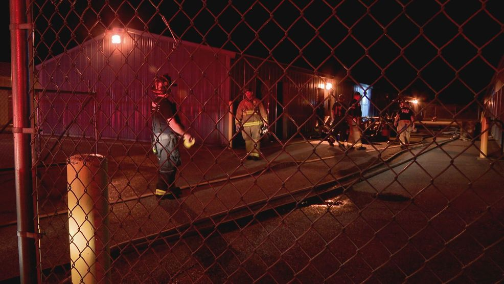 Meth Materials Found After South Bend Storage Complex Catches Fire