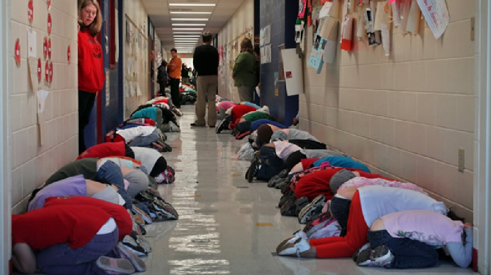 Tornado drills planned on all campuses as part of Severe Weather Preparedness Week