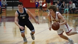 Photos: Bay Port at Pulaski boys basketball