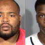 LVMPD arrests 2 suspects in death of security guard