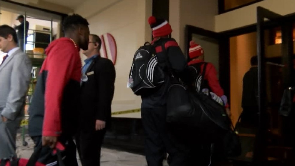 Red Wolves arrive in New Orleans Bowl, attend first Bowl function