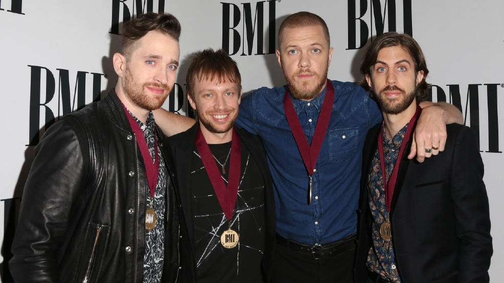 Imagine Dragons to headline show for Orlando shooting fund