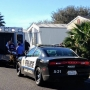 Harlingen woman stabbed in the head at mobile home