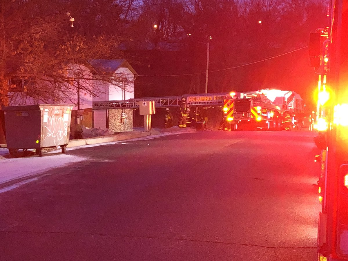 The fire happened at 1207 Larch Court at approximately 5:00 a.m. Tuesday (KRCG 13)