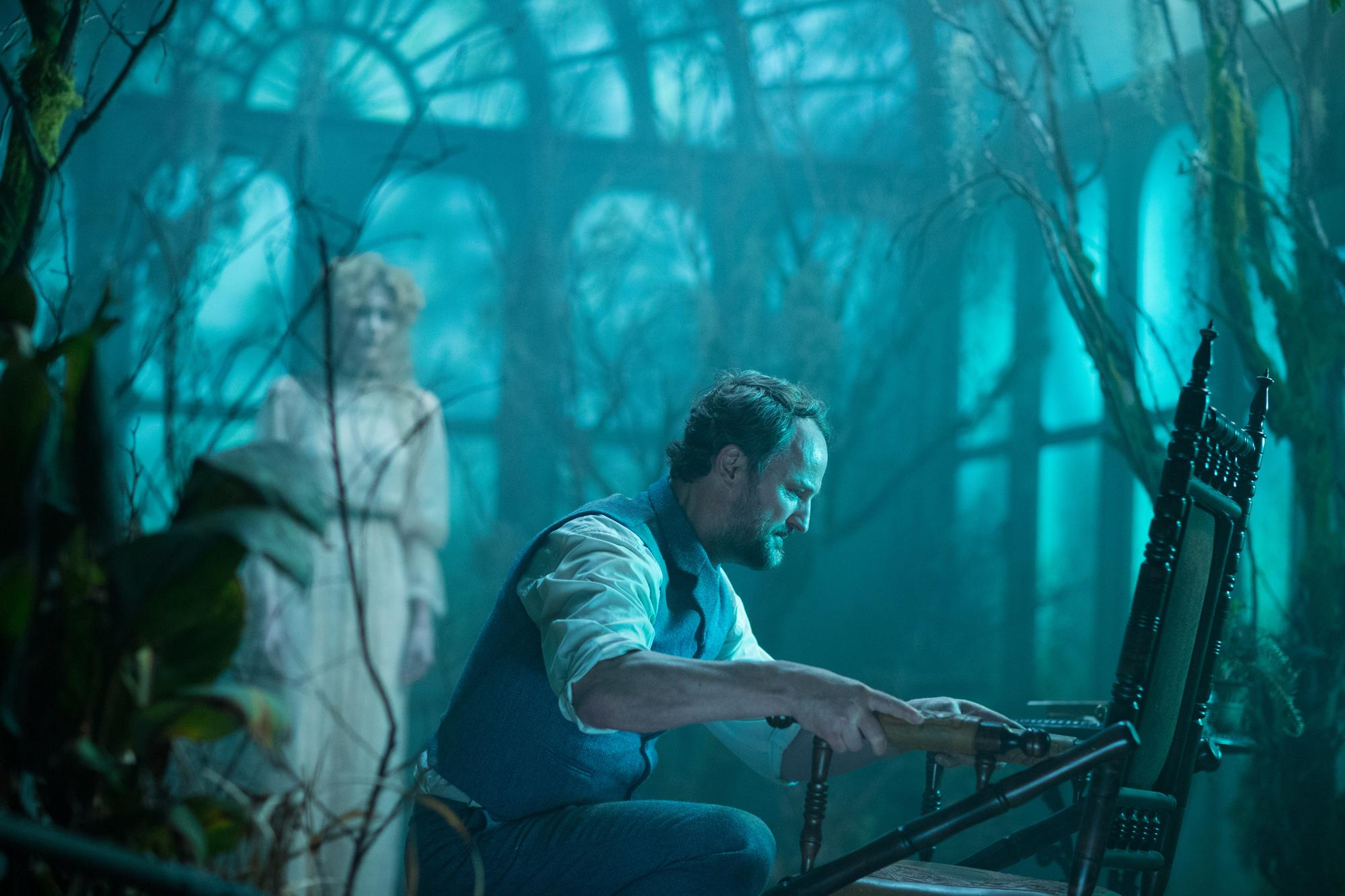 <p>Jason Clarke in WINCHESTER to be released by CBS Films and Lionsgate. (Photo: CBS Films)</p>