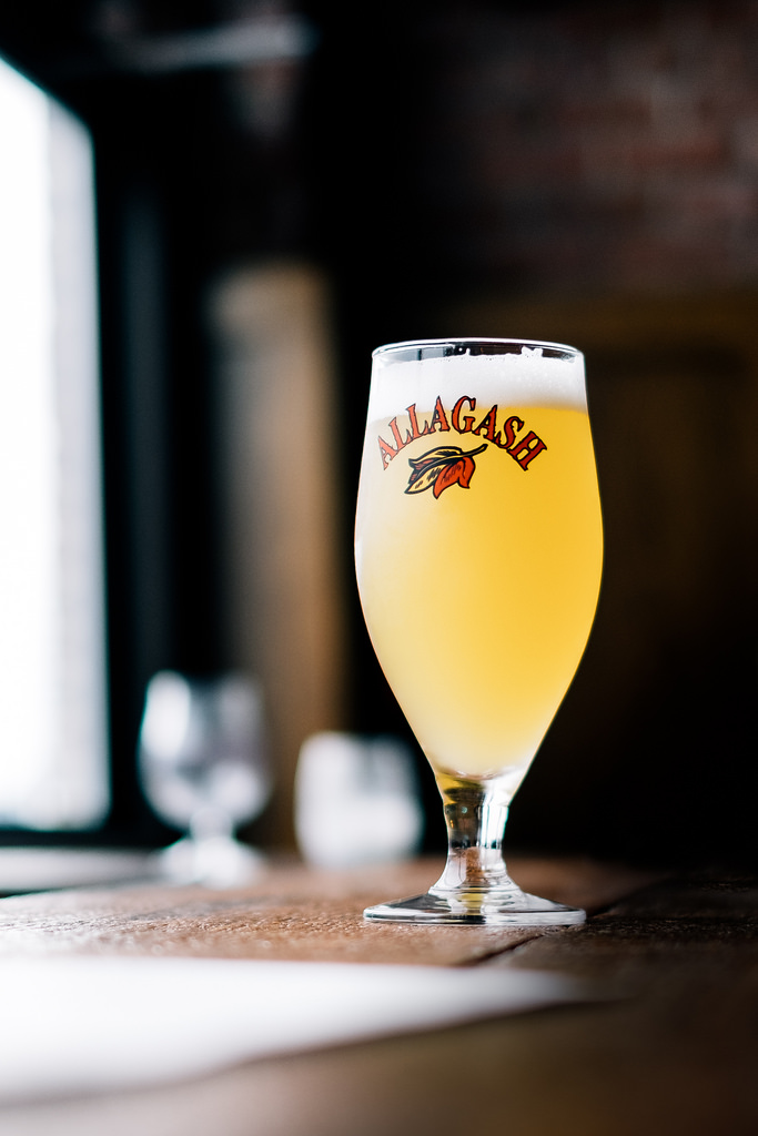 Portland is also well known for its beer scene. (Image: Courtesy Allagash)