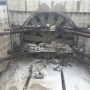Bertha breaks through its final wall, completing nearly 2-mile tunnel
