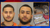 Men arrested after I-80 traffic stop reveals 60 pounds of pot, deputies say