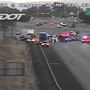 Rollover in Clearfield blocks traffic on SB I-15 at Center Street
