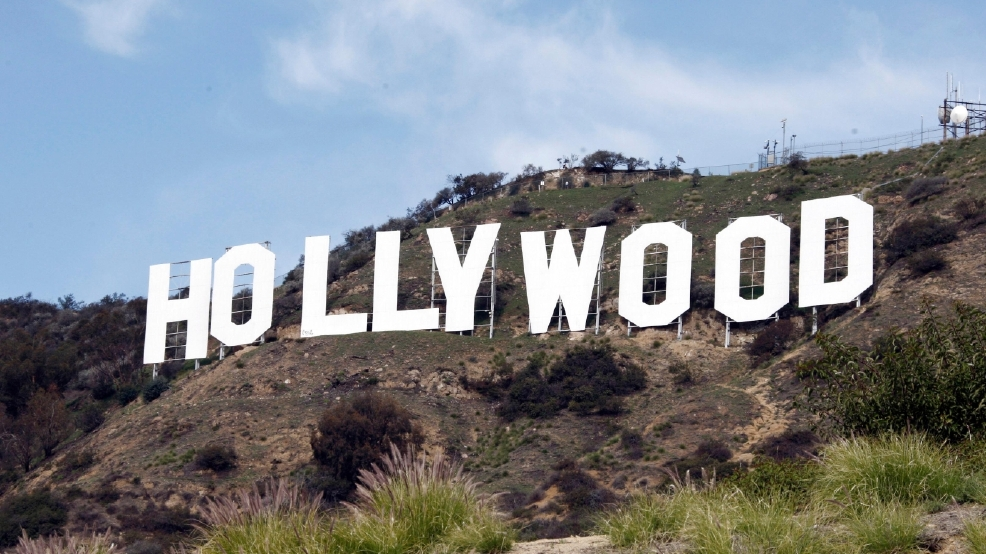 YouTube prankster arrested after climbing Hollywood sign