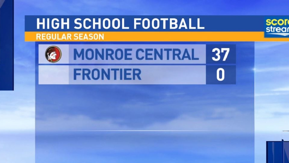 10.21.16 Highlights: Monroe Central at Frontier