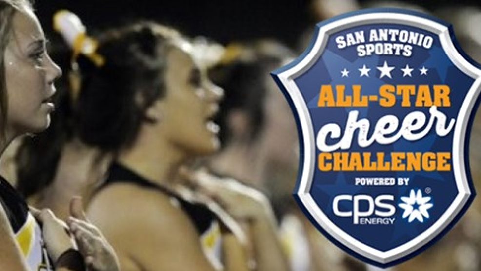 Have You Voted For Your Favorite Cheer Team Woai