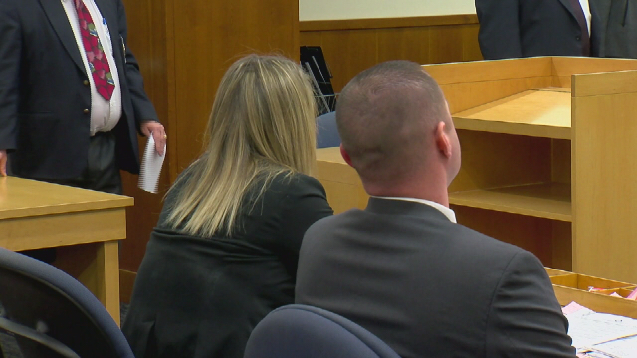 Jim and Keith Boyer pleaded guilty to charges in connection with leaving nine children home alone after their mother, Jamita Sanders, overdosed in December. (WKRC file)