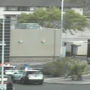 One person shot in the arm near Lake Mead, Nellis