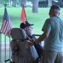 Fishing for fredom kicks off at the Illinois Veterans Home.